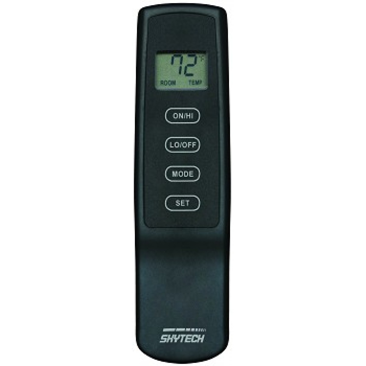 Skytech Sky 1410t Lcd A 110 Volt Electric Fireplace Remote