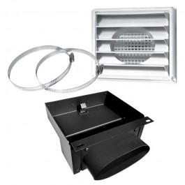 Osburn AC01331 5 in Fresh Air Intake Kit