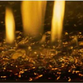 Napoleon MKBA Amber Glass Beads Media Kit Amber