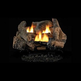IHP Superior Golden Oak Ceramic Fiber VF Gas Logs