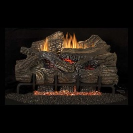 IHP Superior Smokey Mountain Concrete Vent Free Logs