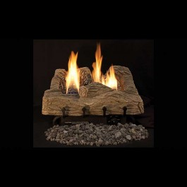 IHP Superior Townsend Bark Ceramic Fiber VF Gas Logs