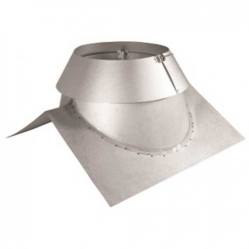 IHP Superior/Security Peak Roof Flashing 1/12 -7/12 Secure Temp ASHT-6FPR
