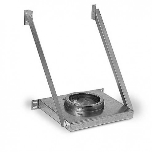 IHP Superior/Security Tee Support Secure Temp ASHT Vent -6SM