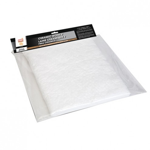 Osburn AC02530 1/2 in Thick Ceramic Wool