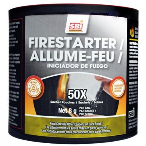 Osburn AC02597 Sachet Pouches Fire Starter
