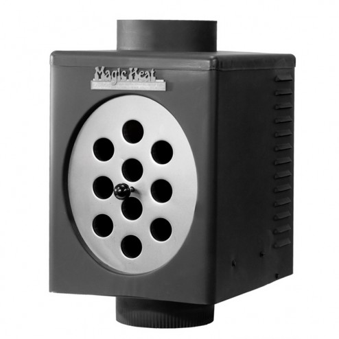 Osburn AC02702 8 ft ft Magic Heat Reclaimer