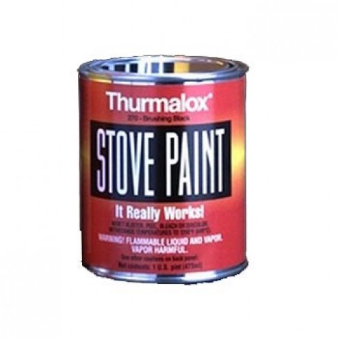 Napoleon Thurmalox 270 black paint 13 oz
