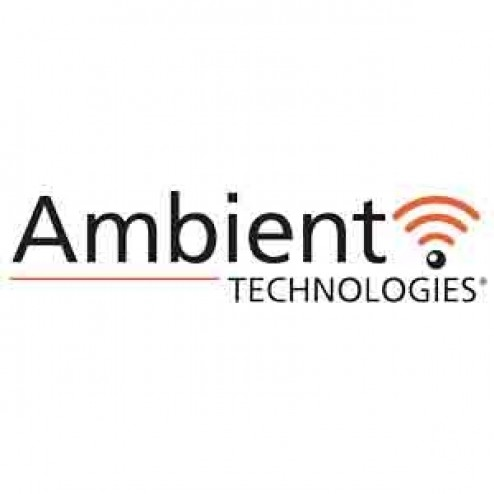 "Ambient Technologies FLEXCON24 24"" Stainless Flexi Connector w/Fittings"