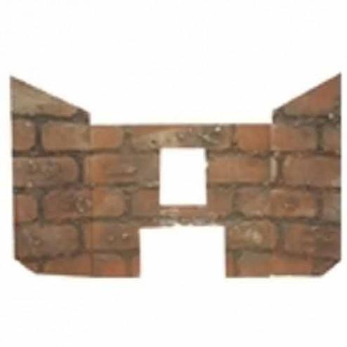 Osburn AC01276 45 Series Decorative Masonry-Like Panels