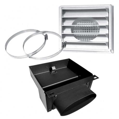Osburn AC02080 5 in Fresh Air Intake Kit