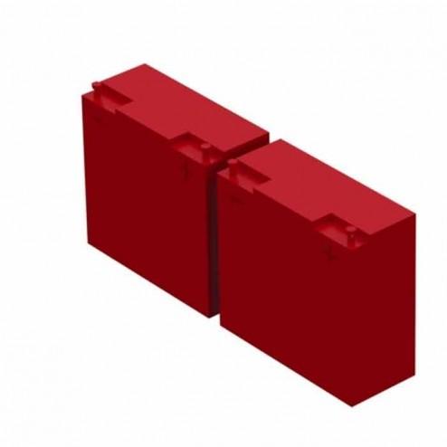 Osburn AC01454 24V (2 X 12V) Battery Kit