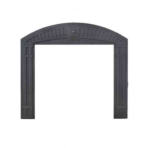 Napoleon AS35WI Arched Wrought Iron Decorative Surround