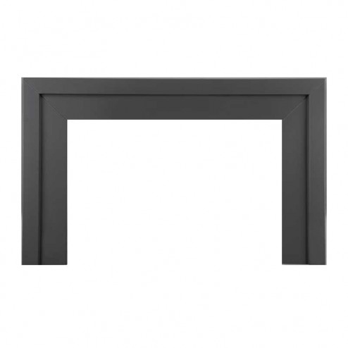 Napoleon Fireplaces GI-63K Basic flashing kit painted black finish