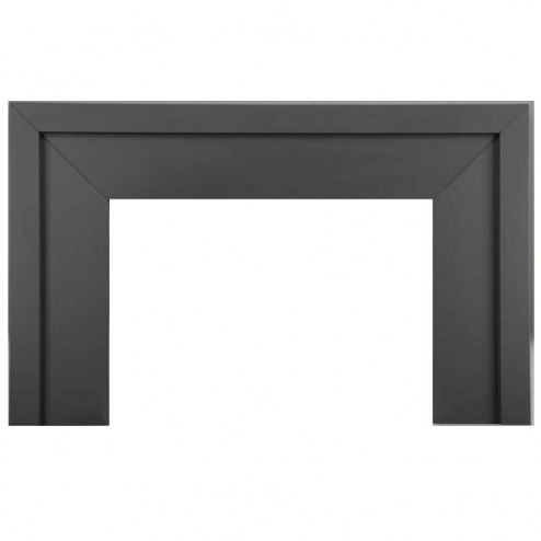 Napoleon Fireplaces GI-93K Basic Flashing kit Painted black