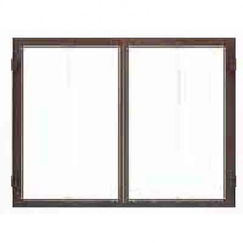 Majestic DFG4042BZ  Bi-fold Glass door- Bronze