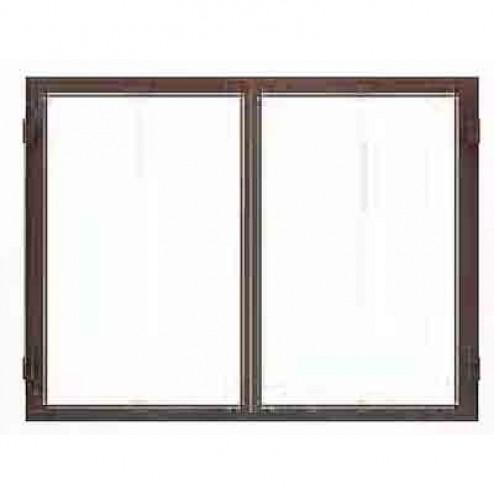 Majestic DFG4042BZ  Bi-fold Glass door- Bronze