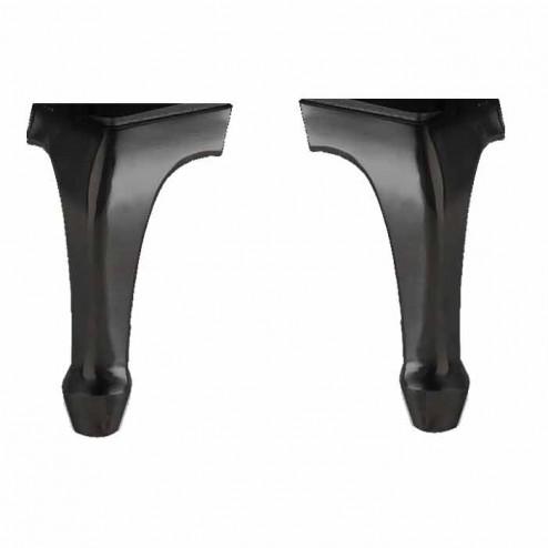 Napoleon 202CM Ornamental cast iron legs metallic black