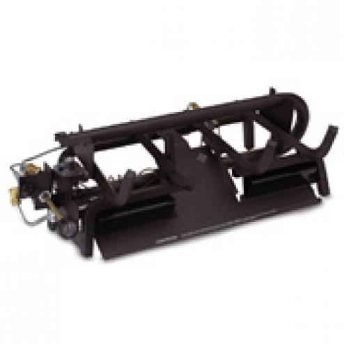 """IHP Superior BGE18NE 18"""" Natural Gas, Electronic, Ramp Burner w/Embers"""