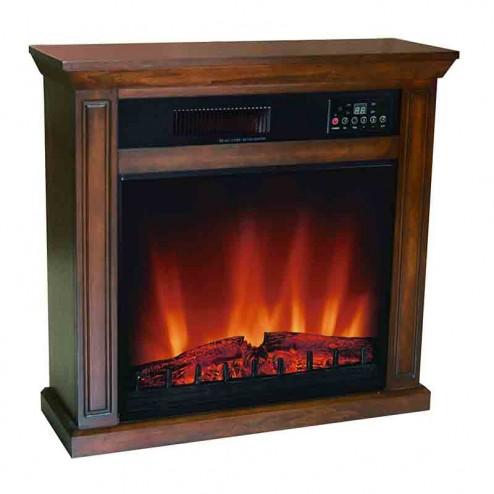 Comfort Glow EF5675R  The Ainsley Fireplace w/Quartz