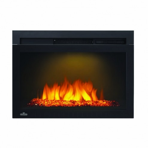 Napoleon NEFB24HG-3A Cinema Glass 24 Electric Fireplace