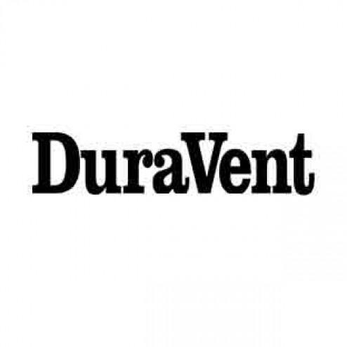 Duravent 35cvs T3b 3x5 Diameter Incrtee W Cleanout Black