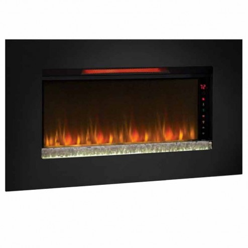 Classic Flame 36II100GRG Elysium Wall Hanging Electric Fireplace