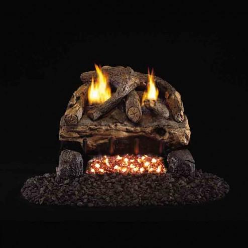 Real Fyre Evening Fyre Split(ESV) Vent Free Log set