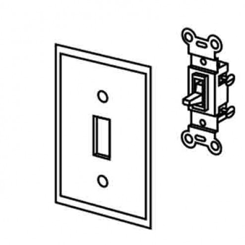 IHP Superior FWSK On/Off Wall switch Kit