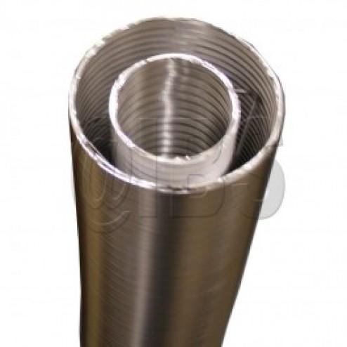 "Napoleon GD-330 Vent kit - 10 ft. (incl. 1 - 4""x10' + 1-7""x10"" flexible aluminum liner)"