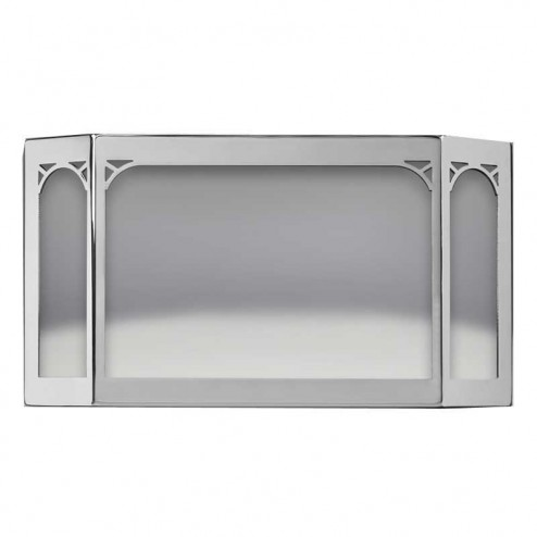Napoleon GS350SSB Door satin chrome