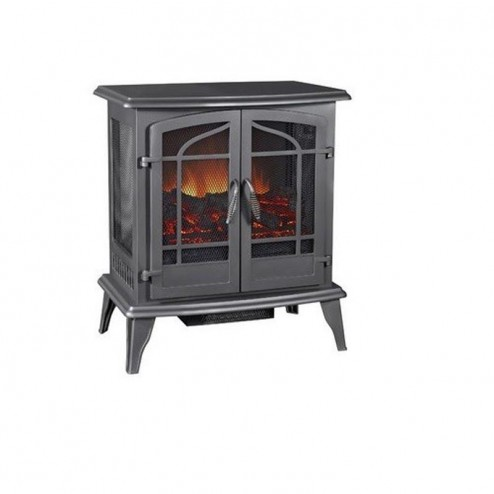 Pleasant Hearth Panoramic Electric Stove SES-81-80