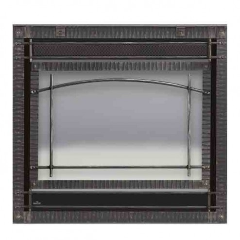 Napoleon GX725WI Scalloped Wrought iron front