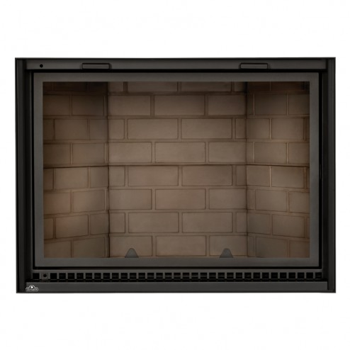 Napoleon NZ8TBK Traditional Decorative Brick Panels