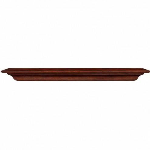 "Pearl Mantels 60"" The Homestead Shelf Antique Finish 418-60-90"