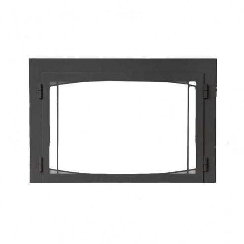 Napoleon I3DZMKSB Black Zen Modern door/ operable double doors