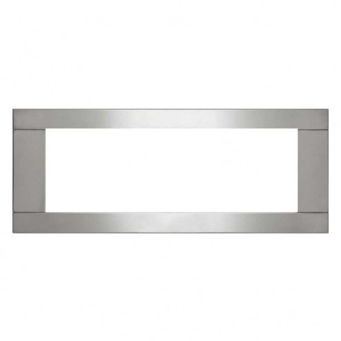 Napoleon LPS45SSSB Premium 4-sided surround w/safety screen brushed stainless steel