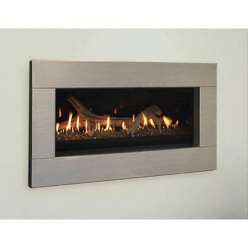 Majestic WDV500CSS Contemporary Stainless Steel Face for WDV500