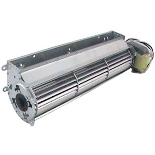 Majestic BLOTDL Variable Thermotstat Controlled Single 160 cfm Forced Air Blower