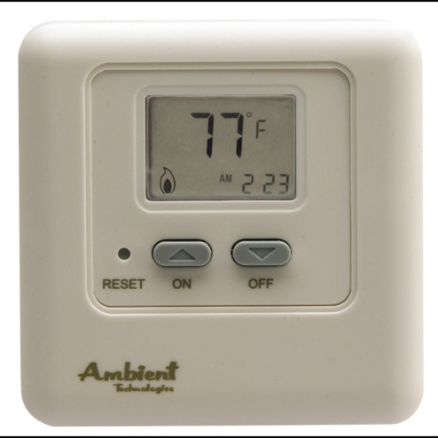 Ambient Technologies WMTD Wall mounted On/Off Remote Discontinued - Can be replaced with Skytech TS/R-2A Unit