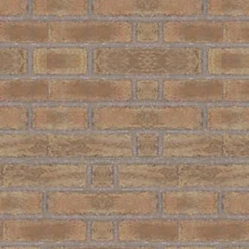 Majestic FB500W10BTB Tavern Brown Ceramic Fiber Firebrick Wall 500DVB