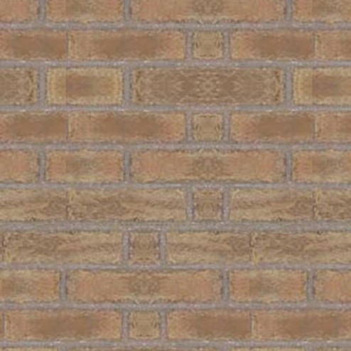 Majestic FBMDV500TB Tavern Brown Firebrick Walls for 500DVM