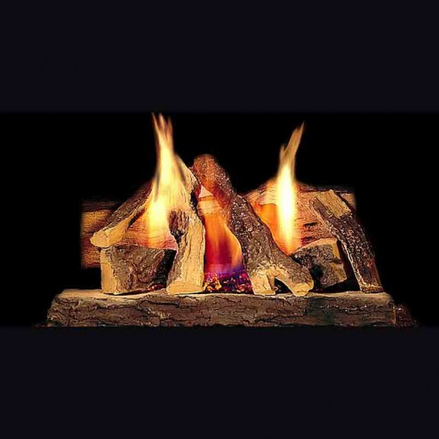 Majestic Campfire Series Gas Log Set