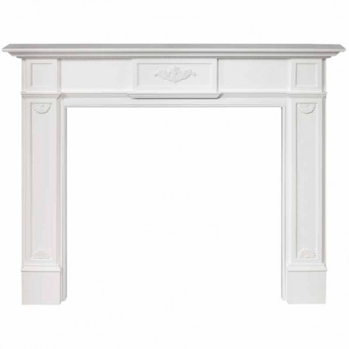 Pearl Mantels The Monticello Fireplace Mantel