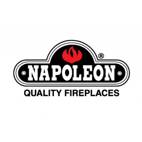 Napoleon Fireplaces NZ150-KT Mounting plate collar and intake grill