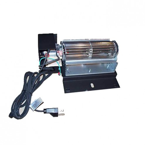 Napoleon EP65M Blower kit with variable speed and thermostatic control metallic black