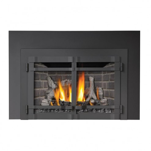 Napoleon I4DS9 1 Piece Surround (for openings smaller than 30 h x 48 w) painted black