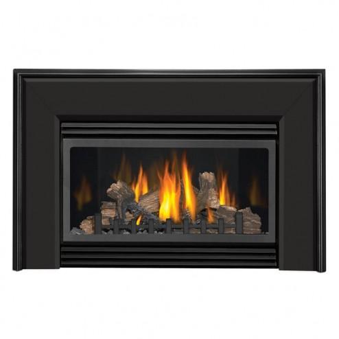 Napoleon Fireplaces GI-910K Bevelled flashing  textured black