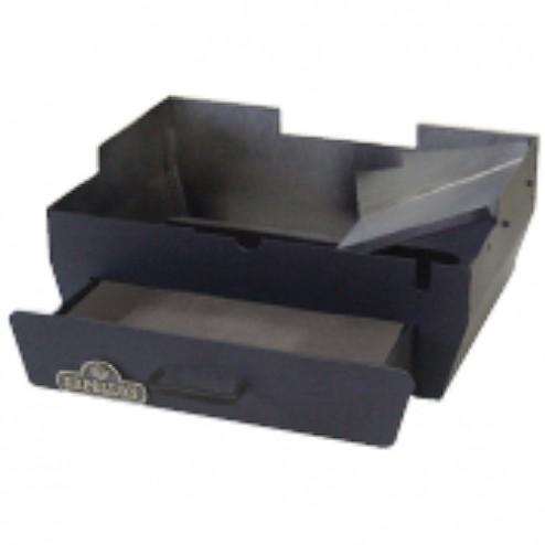 Napoleon EPAD-KTM Ash drawer kit (leg models only) metallic black