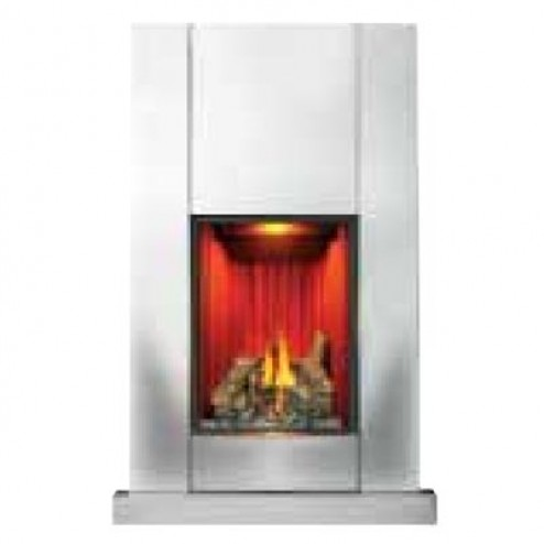 Napoleon HK82SSSB Surround facing hearth kit brushed stainless steel